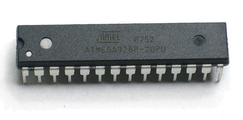 ATmega328 - serce i mózg nowego Arduino