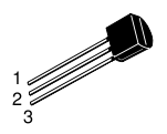 MPS2222A - opis wyprowadzeń