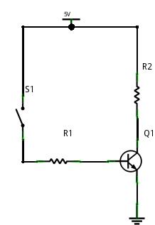 Tranzystor NPN - idea wykorzystania