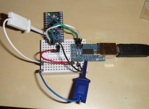 Automatyczny (programowy) reset Arduini Pro Mini
