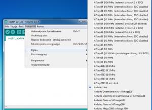 Nowe układy w Arduino IDE