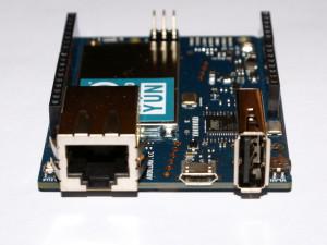 Złącza Arduino YUN