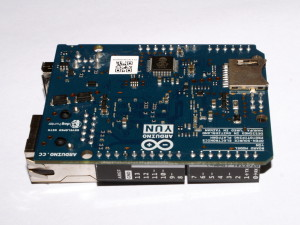 Arduino YUN - spód