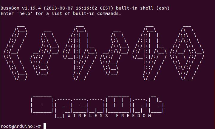 Logowanie się przez SSH