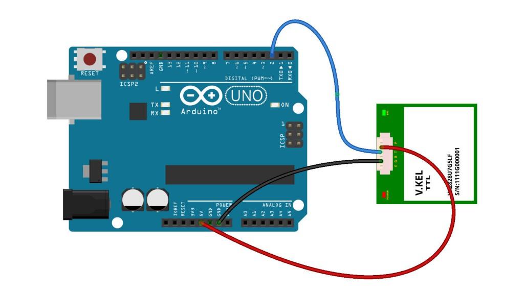 Jak podłączyć GPS do Arduino