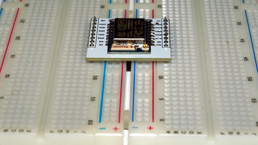 Jak połączyć płytki z adapterem ESP
