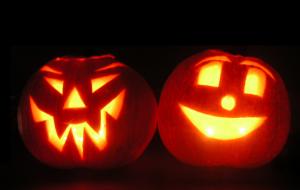 Pumpkiny nie są nawet w połowie tak straszne jak nasz straszak!
